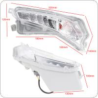 1pcs Fog Light Lamp Right Side Clear Lens with LED Light for Toyota ASV5# 2016-USA  Camry 2016 ~ 2019