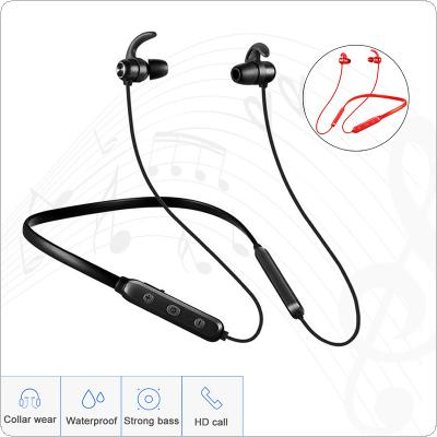 Bluetooth Earphone Built-in Mic Wireless Lightweight Neckband Sport Headphone Earbuds Stereo Auriculares for phone