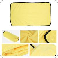 92 X 56CM Super-fine Fiber  Dry-wet Multi-purpose Car Wipe Care Polishing Wash Drying  Towels