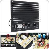 12V 1000W Black Powerful Bass Subwoofer Car Audio High Power Amplifier Board for Car Audio / Low Sound Speaker