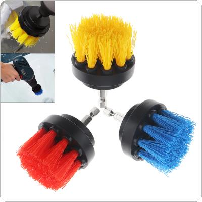 2 Inch Power Scrubber Brush for Cleaning Bathroom Carpet Tile Sink Plastic Mechanical Tool Brush