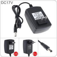 80cm Universal DC 16.8-17V Portable Lithium Battery Rechargeable Charger Support 100-240V Power Source for Lithium Electrical Drill / Electrical Screwdriver