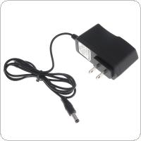 110cm 12.6V Power Adapter Charger with EU Plug and US Plug for Lithium Electric Drill / Electric Screwdriver