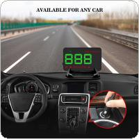 Universal A5 3.5 Inch HD Intelligent Head Up Display with Two Mode Display for Automobile