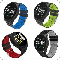 B2 Smart Wristband Waterproof with Heart Rate Monitoring and Message Notification for IOS / Android / MIUI / Windows Mobile