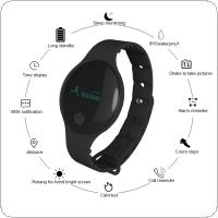 H8 Bluetooth Touch Smart Wristband with Sports Record and Health Monitoring for Android / iOS