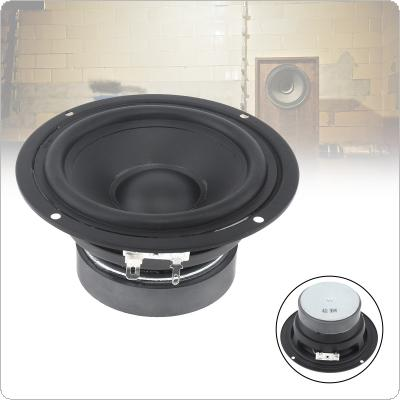 4.5 Inch 30W Rubber LoudSpeaker Waterproof Midrange Woofer Low Frequency with Bluetooth DIY 1PC for Outdoors / Bathroom / Car Audio