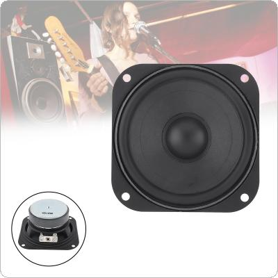3.5 Inch 15W Portable Tweeter Full Frequency Speaker Rubber Car CD Amplifier with Bluetooth DIY 1PC for Family / Outdoor / Bathroom / Motorcycle