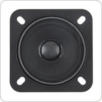 2.5Inch 5W Portable Tweeter Full Frequency Neodymium Rubber Car CD Amplifier Loudspeaker for Car / Loaded Box / Pill XL