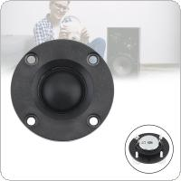 2 Inch 10W 20 Core Dome Membrane Portable Tweeter Speaker Unit Full Frequency DIY Sound box Loudspeaker 1PC for Amplification