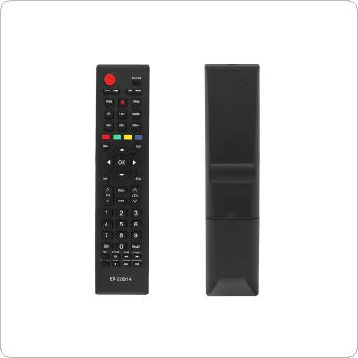 IR 433MHz Replacement ER-22601A TV Remote Control with Long Remote Control Distance Suitable for HISENSE HL24K20D / HL32K20D / 24D33 / 24E33