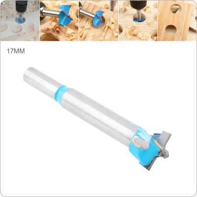 17mm Hole Saw Wood Cutter Woodworking Tool for Wooden Products Perforation