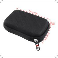 BUBM Hard USB Flash Drive Case / Travel Carrying Bag for USB Flash Drives / SD Cards / Earphone Cables and Other Small Accessories