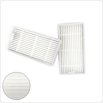 1pcs Plastic Sweeping Machine Cotton Mesh HEPA Dust Filter Accessory for ILife V3 / V5 / V5S