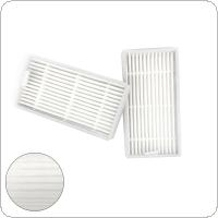 1pcs Plastic Sweeping Machine Cotton Mesh HEPA Dust Filter Accessory fit for iLife V3 / V5 / V5S