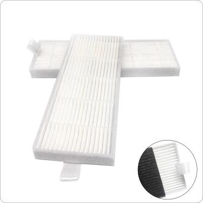 1pcs Primary Plastic Sweeping Machine Cotton Mesh HEPA Dust Filter  Accessory ILife A6 / A4 / A4s