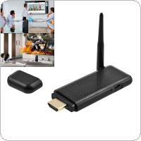 Wecast C18 256M TV Stick  Dongle Anycast DLNA AirPlay Mirror Wireless Display/Wired HDMI Wifi Miracast Dongle Receiver support Netflix for Ios / Android