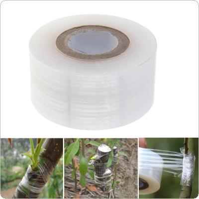 3CM Transparent Stretchable Grafting Tape Gardening Tape Fruit Tree Grafting Tool Garden Bind Tape Grafting Tool Kit for Grafting