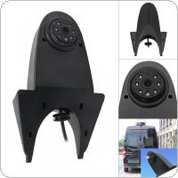 HD Bus Car Rear View Reverse Infrared Camera with Night Vision 170° Wide Angle Camera Kit Fit for Benz / Viano / Sprinter