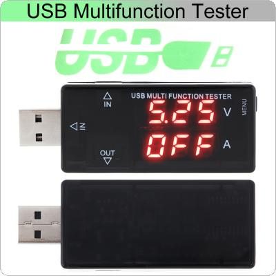 Mobile Power Test Professional Intelligent USB2.0 Voltage Ammeter Detector Battery Capacity Tester