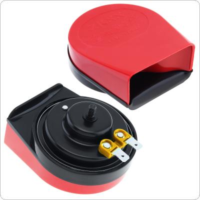 12V 115dB Compact And Super Sim Body Shaped Horn Auto Speaker Tone Siren for Vehicle / Boat / Car / Motor / Motorcycle / Van / Truck