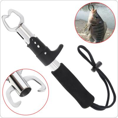 Multifunction Stainless Steel Control Fish Grip Fishing Clamp Lip Holder Grabber Pliers
