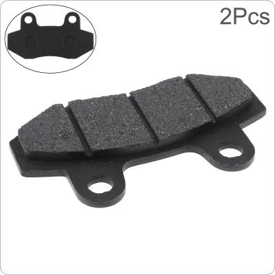 2 Pcs 2 Holes Semimetallic Disc Front Brake Pad Accessories for CBX100 ABS Princess