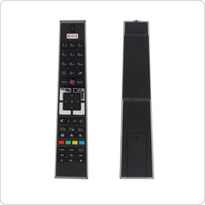 IR 433MHz RCA4995 Replacement TV Remote Control with Long Remote Control Distance Suitable for TE43404G37Z2P / TE32287B35T
