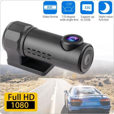 S600 Hidden Multifunctional Car DVR 1080P Full  HD Night Vision Dash Cam Wifi  G-senson Support Motion Detection / Parking Monitoring / Loop recording