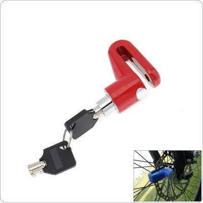 Safety Anti theft Disc Brake Rotor Lock with Weatherproof for Bicycle / Motorcycle