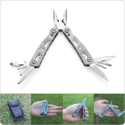 Multifunctional Stainless Steel Pliers Hand Tools Portable Tool Folding Pocket Multitool Outdoor Plier