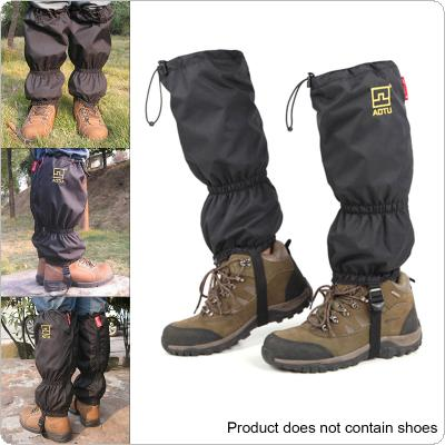 Outdoor Snow Kneepad Skiing Gaiters Hiking Climbing Leg  Guard Sport Safety Waterproof Leg Warmers Sking Shoes Gaiters