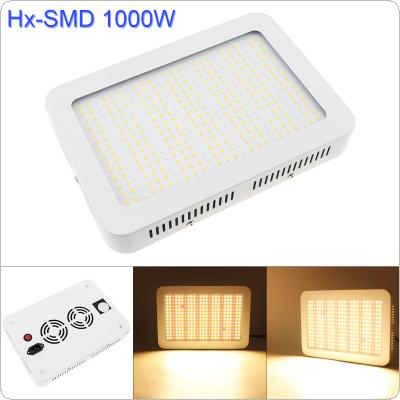 1000W 350PCS SMD5730 LED Plant Grow Light Full Spectrum Sunlike for Succulent Plants Flowers Greenhouse Vegetable Hydroponics