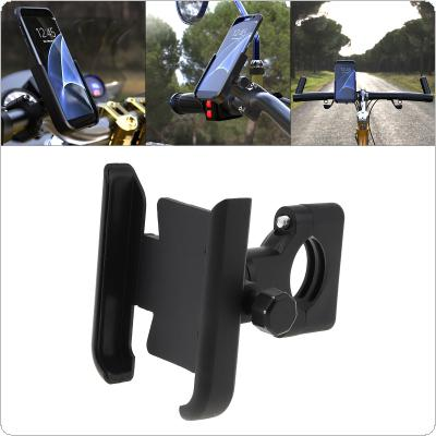 Universal Aluminum Alloy Motorcycle Phone Holder for Support Telephone Holder for GPS Bike Handlebar Holder