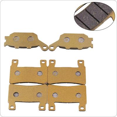 6pcs Motorcycle Disc Brake Pads Front and Rear Disc Brakes Suitable for Honda