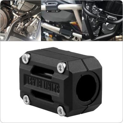 Motorcycle Engine Guard Bumper Decorative Block Modified  22/25/28 MM Crash Bar for R1200GS LC ADV F700GS F800GS