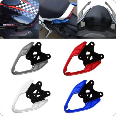Motorcycle Accessories CNC Aluminum Rear Grab Bars Case for   MSX125 Rear Handrail
