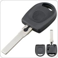 Car Remote Key Shell Transponder Key Case with HU66 Blade  Fit for Volkswagen (VW) B5 Passat