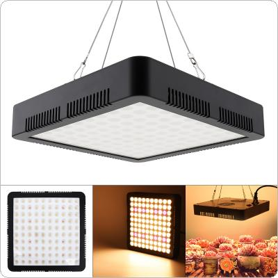 300W LED Square Plant Grow Light Full Spectrum Sunlight for Succulent Plants Flowers Greenhouse Vegetable Plant Growth Lamp