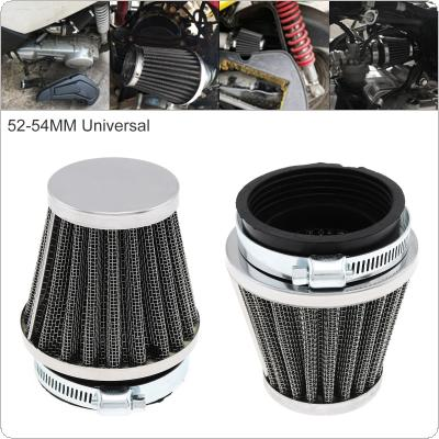 54mm Motorcycle Air Filter Universal Large Displacement Mushroom Head Air Filter