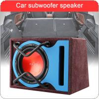 10 Inch 600W Universal Ultra Low Frequency Speaker Car Active Subwoofer Surround Stereo Speaker