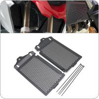 Motorcycle Water Tank Net Radiator Cover Protector Grille Cover Fit for BMW R1200GS LC Waterbird ADV 13-18