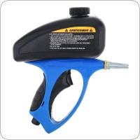 Pneumatic Sandblasting Gun Antirust Blasting Device Portable Large Capacity with Conversion Head