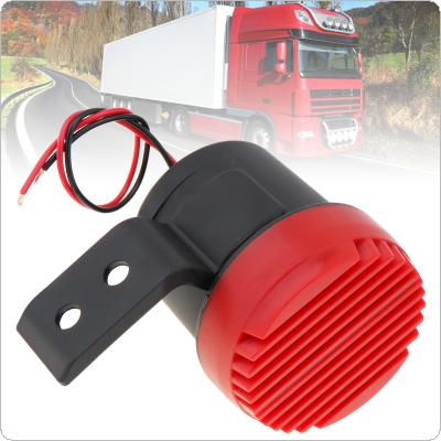 12V-24V Reverse Accessories Beeper Horn Vehicle Auto Warning Back Up Car Reversing Alarm Speaker Buzzer Siren with Wire