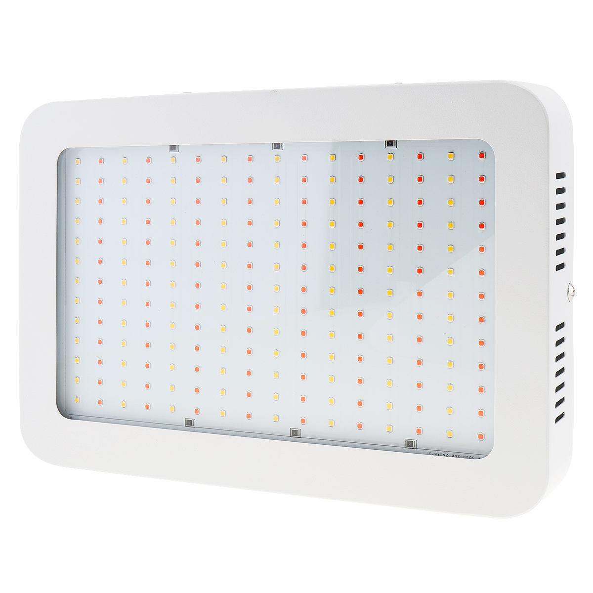 1000W 280pcs SMD3030 LED Plant Grow Light Full Spectrum Sunlike with ON/Off Double Switch for Succulent Plants Flowers Greenhouse Vegetable Hydroponics
