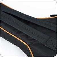 123 x 40 x 7cm Colorful Edge Electric Bass Backpack 8mm Sponge Waterproof Oxford Fabric Portable Bass Gig Bag