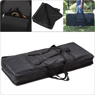 61 Keys Electronic Piano Portable Bag 5mm Thickened Sponge Waterproof Oxford Fabric 90 x 39 x 15cm Keyboards Piano Bag