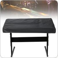 Black 61 / 88 Keyboards Electronic Piano Dust Cover Piano Protect Bag Fit for Yamaha / Casio / Roland / KORG