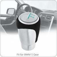 5 Speed  Green Word  Car Manual Gear Shift Handball Knob Car Accessories  Fit for BMW E60 E87 E90 E46 E36  / 5 Gear Models