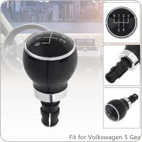 5 Speed  ABS  Car Manual Gear Shift Handball Knob Car Accessories Fit for Volkswagen VW Passat B6 2005-2011  / 5 Gear Models